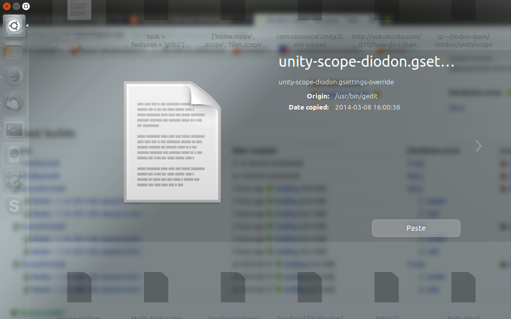 Unity Diodon Scope Preview